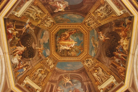 at the Vatican (c) J MacDonald 2011