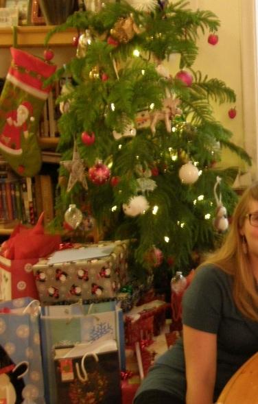 Christmas tree (c) JAT 2012